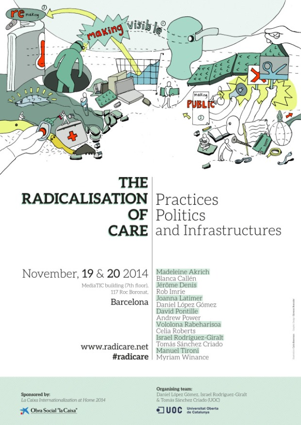 Radicalisation of care